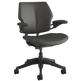 Humanscale Freedom Chair Leather No Headrest Design Your Own