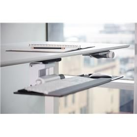 NEXT DAY DELIVERY! Humanscale Floatboard Keyboard System, 6FW259S12.5