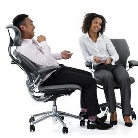 Humanscale Fabric Freedom Chair (Design Your Own)