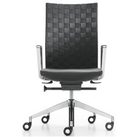 Girsberger Diagon Medium Office Chair Woven Bands