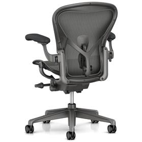 Herman Miller Aeron Remastered Rear