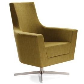 Herman MIller Anchor Swivel Lounge Chair