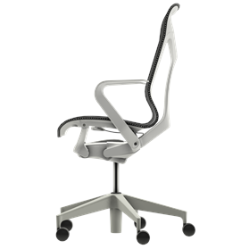Herman MIller Cosm mid back task chair with auto harmonic tilt