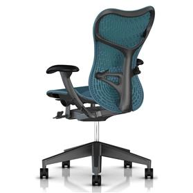 Mirra 2 Dark Turquoise with Graphite Lumbar