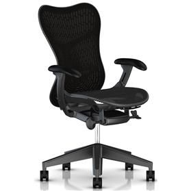 PRE ORDER! Herman Miller Mirra 2 - Graphite Edition