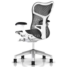 Herman Miller Mirra 2 Black and White Edition