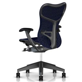 Herman Miller Twilight with Graphite Lumbar