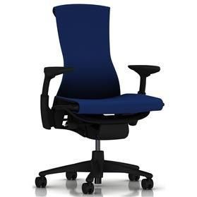 Herman Miller Mirra Rhythm Berry Blue Front