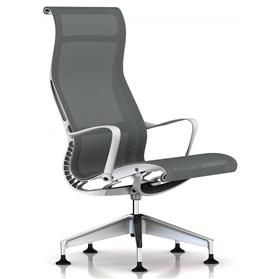 Herman Miller Setu Lounge Chair Alpine