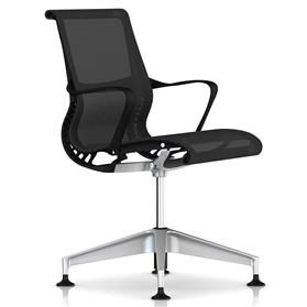 Herman Miller Setu Chair, 4 Star Base, Fixed Height (DESIGN YOUR OWN)