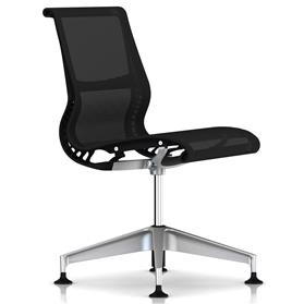 Herman Miller Setu Meeting Chair no Arms