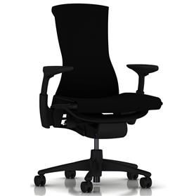NEXT DAY DELIVERY! Herman Miller Embody Rhythm Black Edition