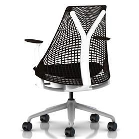 Herman Miller Sayl Office Chair, Black (FREE DELIVERY)