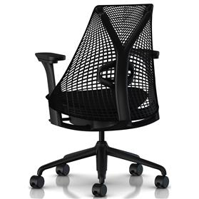 Herman Miller Sayl Black Chair (IN STOCK FREE DELIVERY)