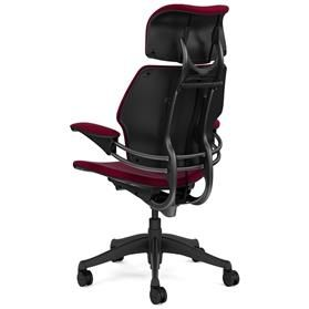 Humanscale Freedom with headrest red