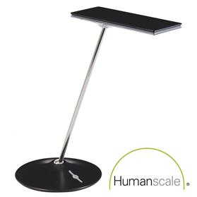 NEXT DAY DELIVERY! Humanscale Horizon LED Desk Light, Black