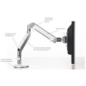 Humanscale M2 Monitor Arm Specification