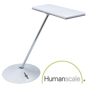 NEXT DAY DELIVERY! Humanscale Horizon LED Task Light, White