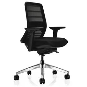 Koplus Tonique Office Chair Black frame 1-2 days delivery