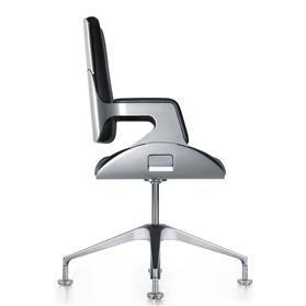 Interstuhl Silver 151S Chair Brushed