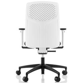 Komac Tauro Chair, Plastic Outer Back