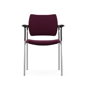 Komac Dream Upholstered 4 Leg Armchair