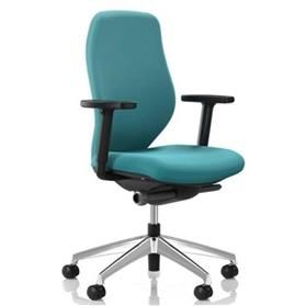 Komac App Task Chair Fully Upholstered