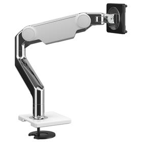 humanscale m10 arm bolt through