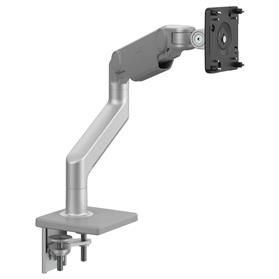 IN STOCK! New Humanscale M8.1 Heavy Duty Monitor Arm, Silver with Grey Trim