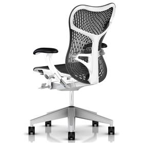 Herman Miller Triflex Mirra 2 Graphite and White