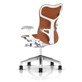 Herman Miller Mirra 2 Urban Orange back