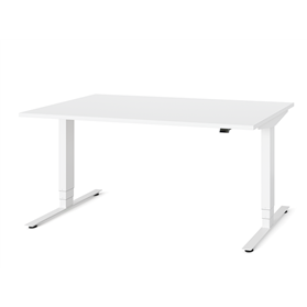 Herman Miller Nevi Height Adjustable Sit to Stand Desk