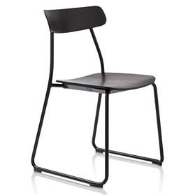 Orangebox Acorn Cafe or Meeting Stacking Chair