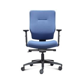 Connection Is Upholstered Back Task Chair