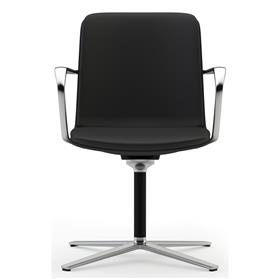 Orangebox Calder-MBS Mid Back Meeting Chair on Flat 4 Star Base