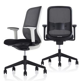 AWARD WINNING Orangebox Do Mesh Back Swivel chair NEW