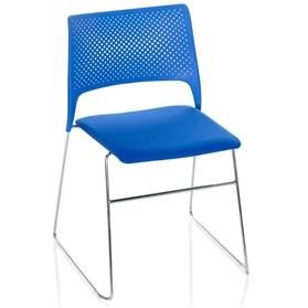 Orangebox CORS Upholstered Seat Nylon Chair