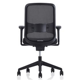 NEXT DAY DELIVERY! Orangebox Do Chair Black Edition with Tilt Limiter, Sheer Mesh
