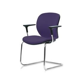 Orangebox Joy Cantilever Visitor Armchair
