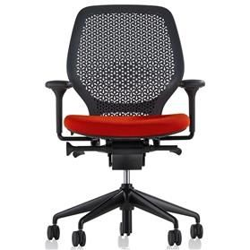 Orangebox Ara Elastomer Back Chair