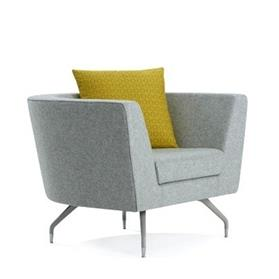 Orangebox Cwtch Single Reception and Breakout Chair