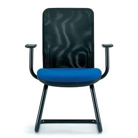 Pledge Air Mesh Back Cantilever Meeting Chair