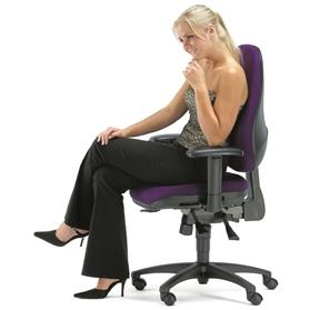 Pledge Profile Posture Office Chairs
