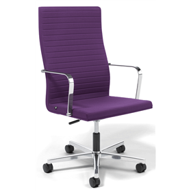 Viasit Pure High Back Swivel Chair