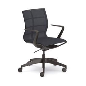 Sedus se:joy Swivel Chair, Black Edition