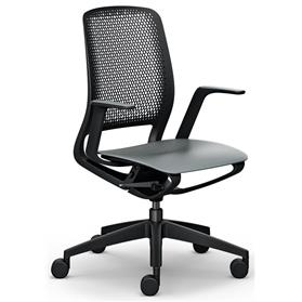 Sedus se:motion Office Swivel Chair, Black