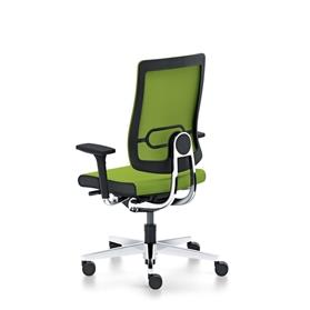 Sedus Black Dot Net Office Chair Back