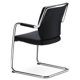 Sedus Crossline Prime Cantilever Visitor Chair Back