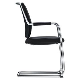 Sedus Crossline Prime Cantilever Visitor Chair Side