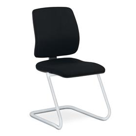 Sedus Early Bird Cantilever Visitor Chair No Arms